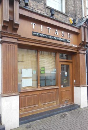 Titash International Balti Restaurant: Great place for an excellent meal with friendly staff