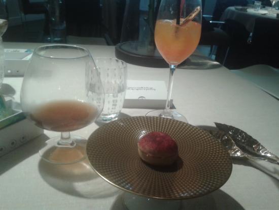 Cognac que manger avec