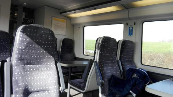 Stansted Mountfitchet, UK: Stansted Express