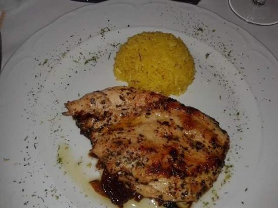 Istanbul Walks : Deraliye Ottoman Cuisine Main Course