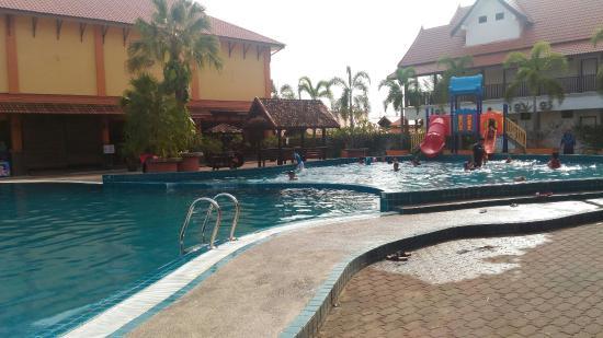 Tanjung Demong Beach Resort Besut Terengganu Malaysia