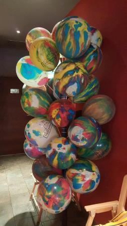 Hippopotamus: Ballons