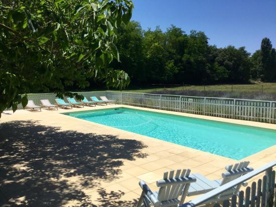 Pertuis, França: La Loubiere (20 pers) - Guest pool
