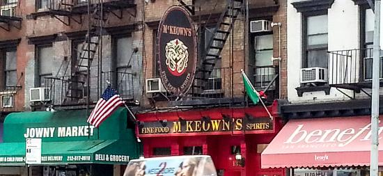 McKeown's : The Bar to Stay Away From