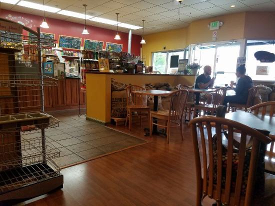 Columbia, MD: Anna's Coffee Roastery