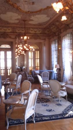 Pestana Palace Lisboa Hotel & National Monument: Terug in de tijd