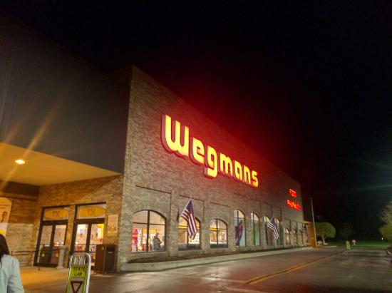 Wegmans : Best for comfortable and convenient shopping 24×7 !