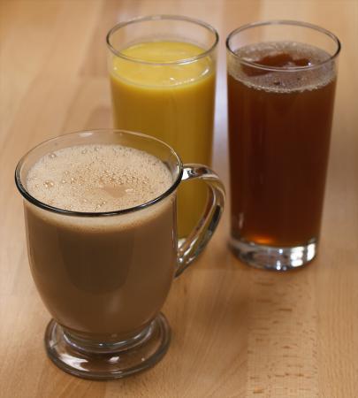 Fairfax, VA: Hot & Cold Masala Tea and The Best Mango Lassi!