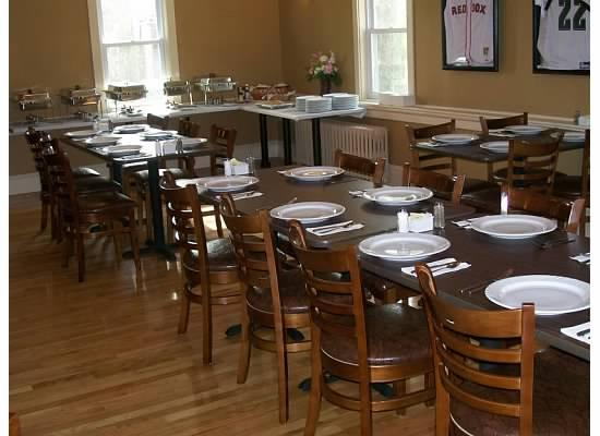 Kutztown, PA: Cater your event in our private room