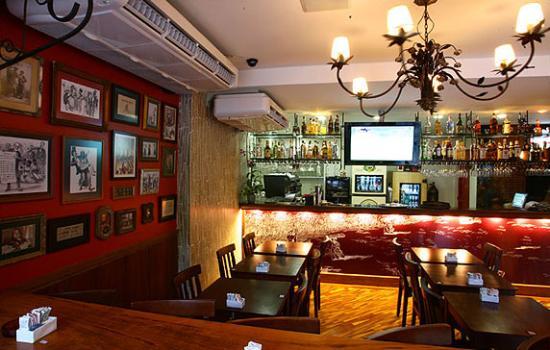 Joaquina: bar