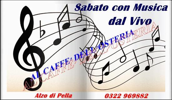 Pella, Italia: ogni Sabato con Musica