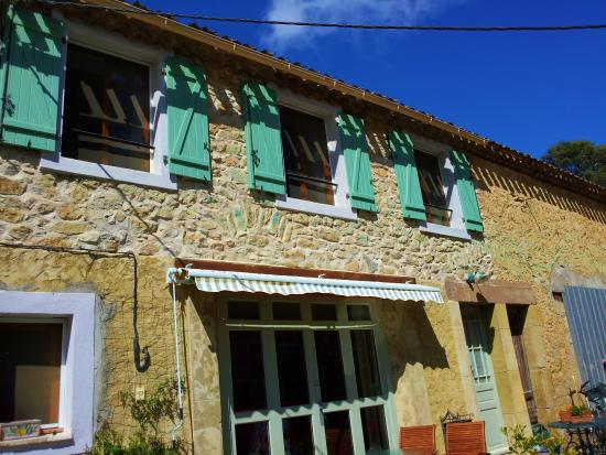 Trebes, Francia: The cooking lesson house