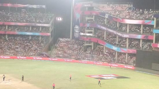 Feroz Shah Kotla Stadium: A view from the East Stand
