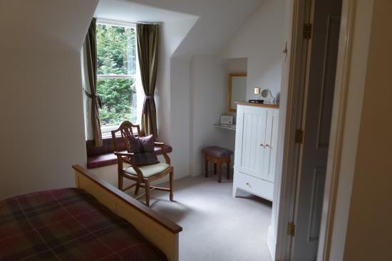 Highfield House: Schlafzimmer