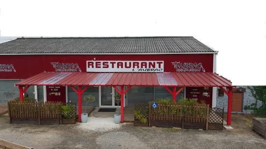 Restaurant Aubrac: la terrasse