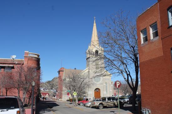 Trinidad, Kolorado: l église