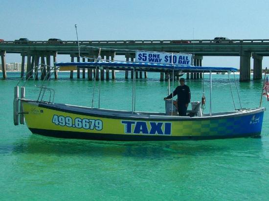 Destin Water Taxi