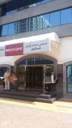 Mercure Abu Dhabi Centre Hotel: Good bye Mercure Hotel
