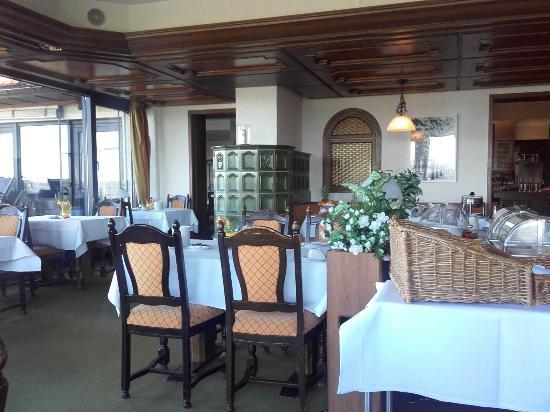 Winnenden, Deutschland: Sala adibita a colazione