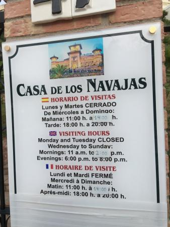 Casa de los navajas torremolinos all you need to know for Casa de los azulejos cordoba tripadvisor