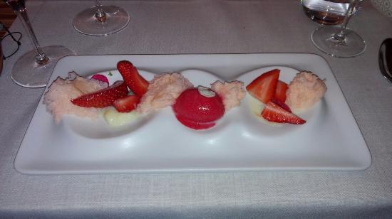 Espacio Gastronómico En Rima: Esponjoso de fresas ...