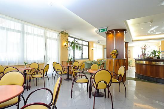 Hotel Petrarca : hall