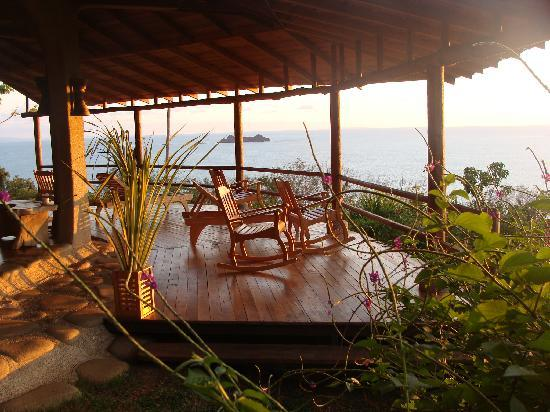 La Cusinga Eco Lodge: The View