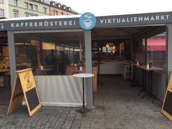 kaffeer sterei viktualienmarkt m nchen restaurant bewertungen telefonnummer fotos. Black Bedroom Furniture Sets. Home Design Ideas