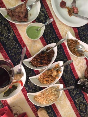Restaurante Arabe