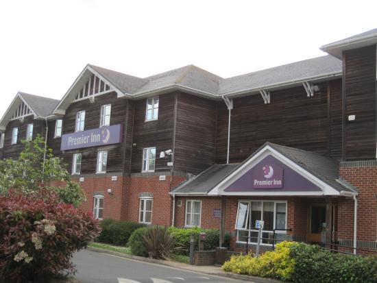 Premier Inn Newport Isle Of Wight Restaurant