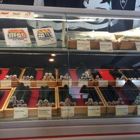 Superkato Sushi Frankfurt