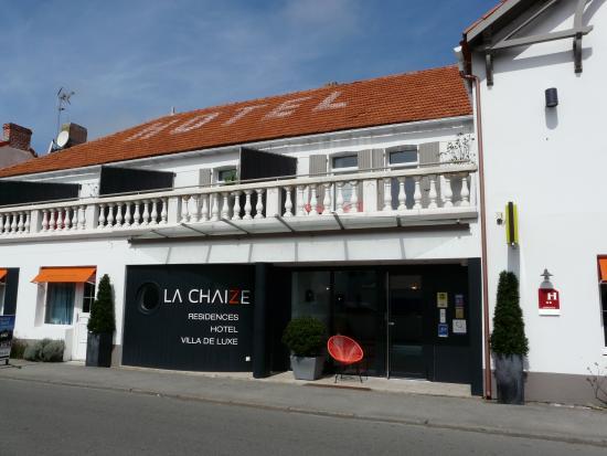 La Chaize Entree De Lhotel