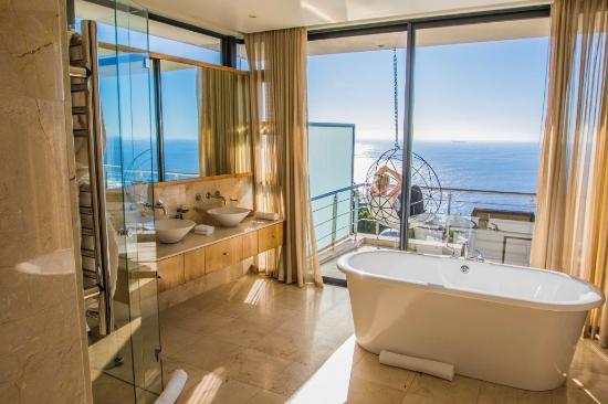 Bantry Bay, África do Sul: bathroom penthouse