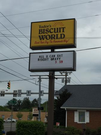 Tudors Biscuit World