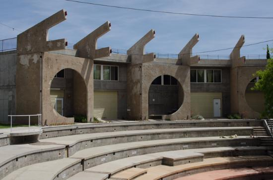 Mayer, Αριζόνα: More Arcosanti dwellings