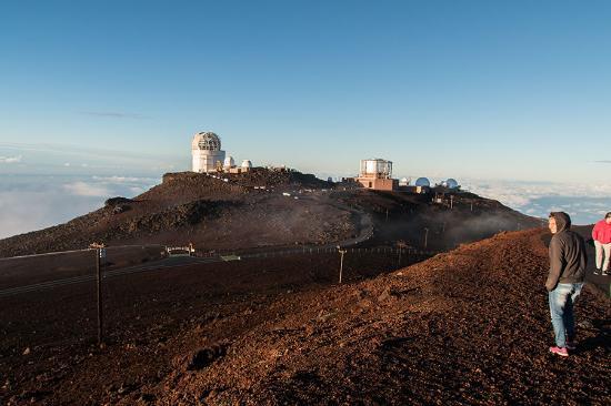 Kula, Hawái: Haleakala Observatory