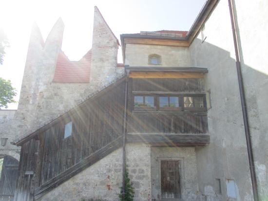 Burghausen, Jerman: alles sehr gepflegt