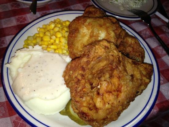 Nashville House Restaurant: Famous Nashville House Fried Chicken