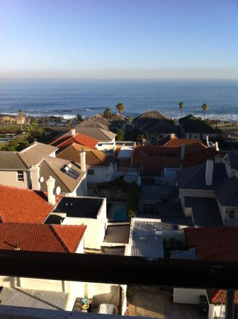 Bantry Bay, Güney Afrika: View from bedroom window in penthouse suite nr 539