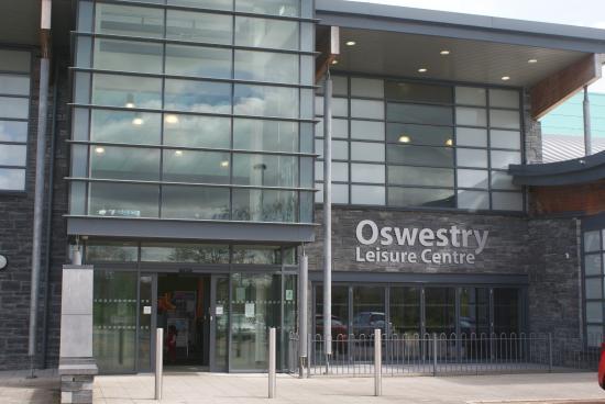 ‪Oswestry Leisure Centre‬