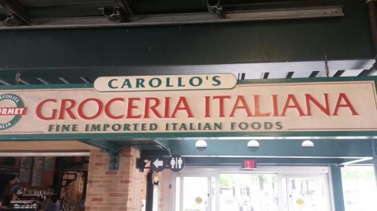Carollo's Gourmet Grocery, Deli, and Grill