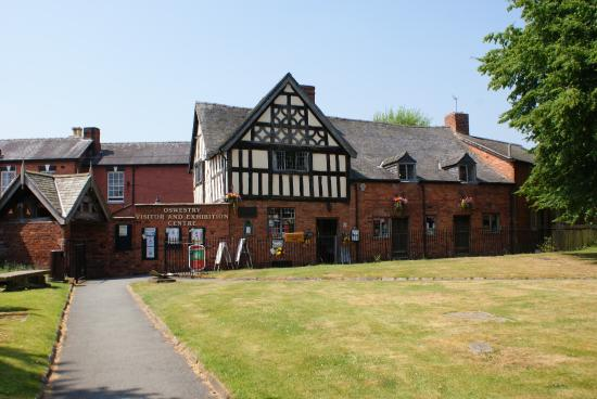 ‪Oswestry Visitor and Exhibition Centre‬