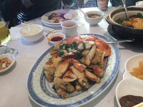 Emeryville Chinese Seafood Restaurant