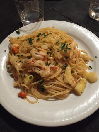 Club degli Spaghetti Paese : Spaghetti alla bassanese