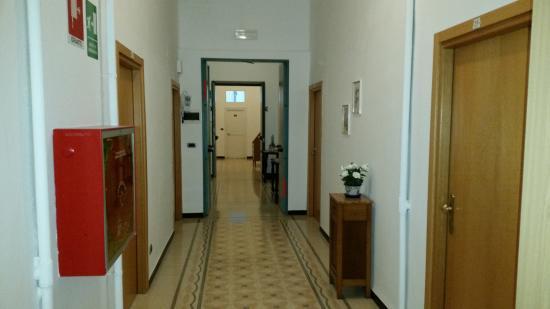 Hotel Palace: corridoio