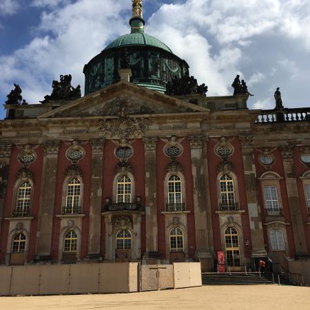 HOLABERLIN: Postdam