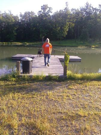 Bismarck, AR: The Pond