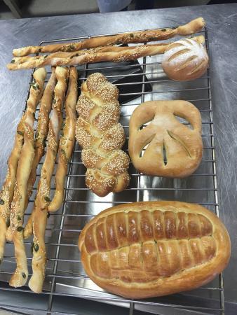 Midrand, Sudafrica: Bread-making class