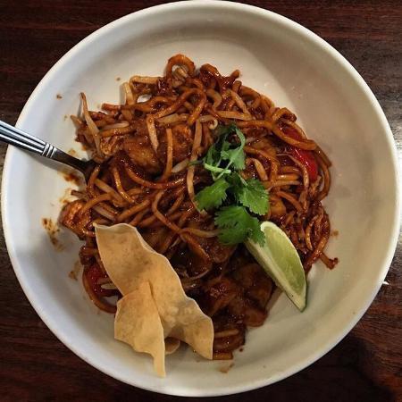 Photo of Malaysian Restaurant Rasa at 25 W 8th St, New York City, NY 10011, United States