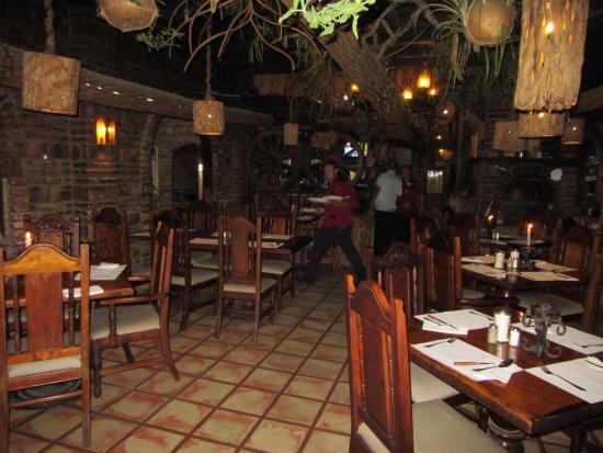 Interior Of El Nido